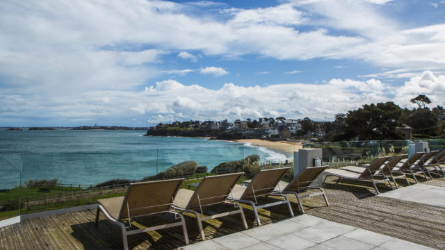 Terrasse - Dinard Thalassa Sea & Spa