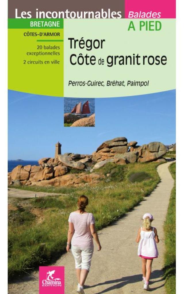 Guide Chamina Trégor - Côte de Granit rose