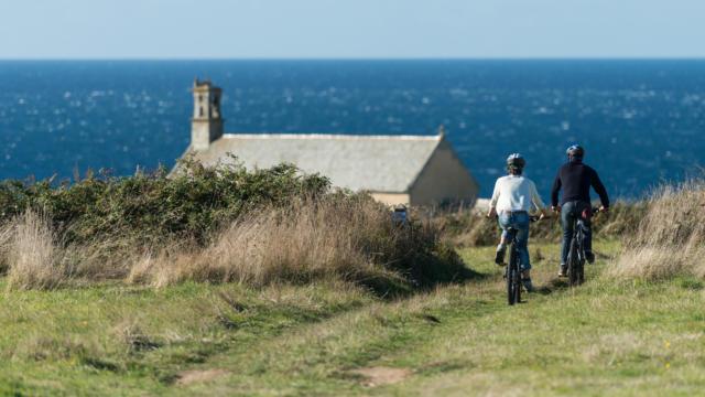 Cap Sizun - La Pointe du Van à Vélo