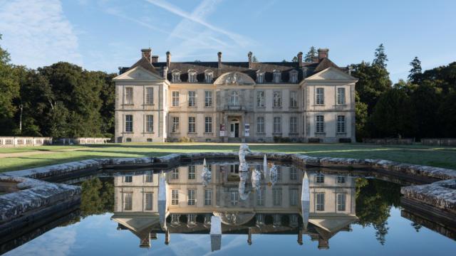 Domaine et château de Kerguehennec