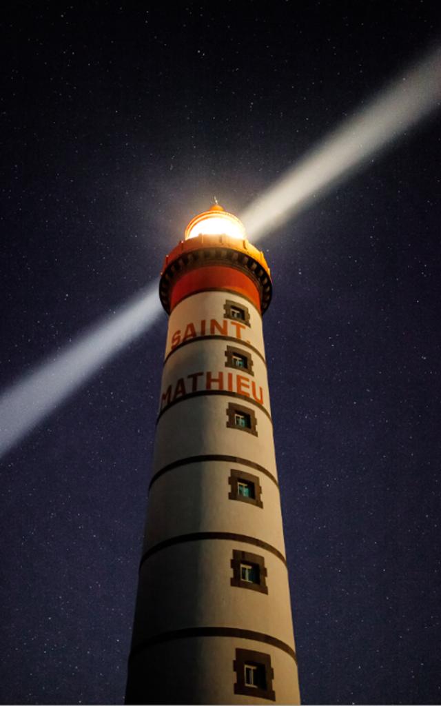 Nuit du phare Saint-Mathieu