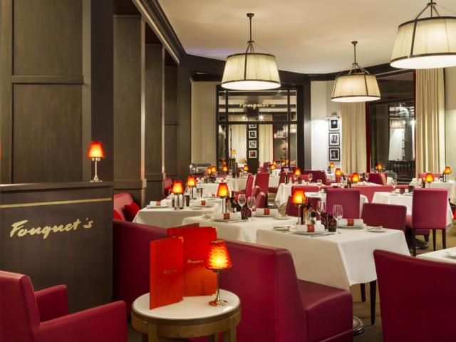 Restaurant Le Fouquet's - Barrière Le Royal La Baule