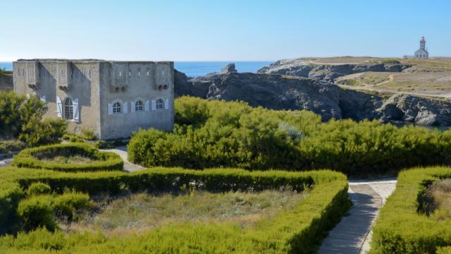 Belle-Île - Le Fort de Sarah Bernhardt