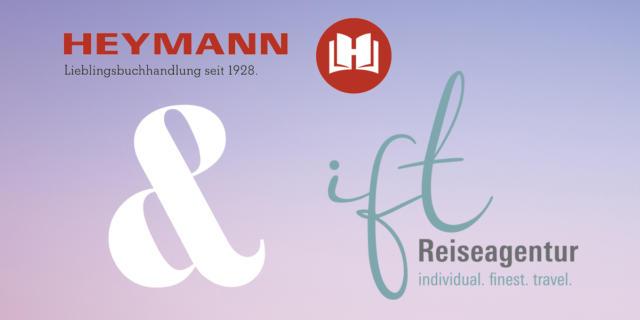 Logo ift Reiseagentur & Heymann