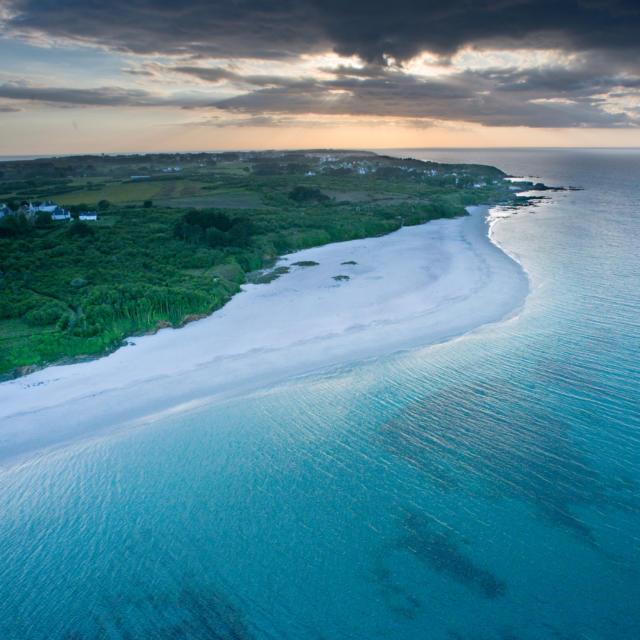 Groix - Plage des grands sables