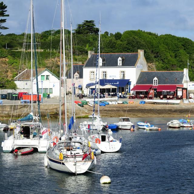 Groix - Port Tudy
