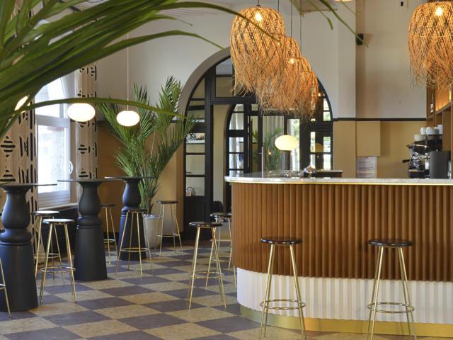 Hôtel de Diane - Sable d'or Les Pins - bar