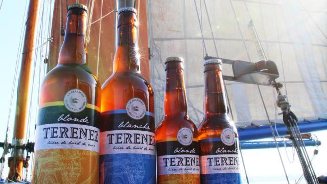 Brasserie Terenez - Rade de Brest