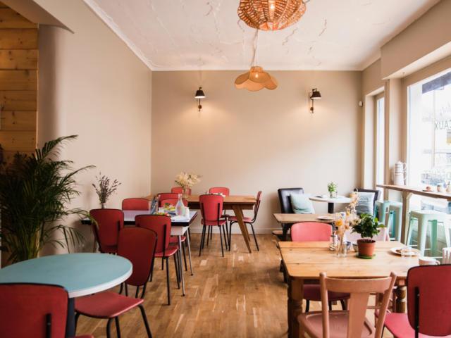 Café-resto Code Ø à Lorient