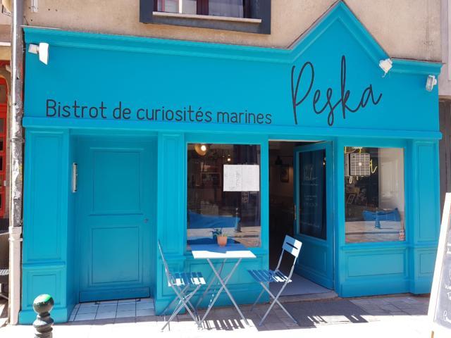 Le Peska - Rennes - vue extérieure