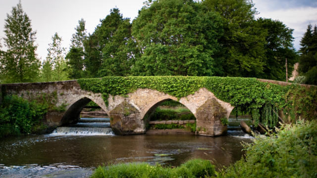 Antrain - Pont du Couesnon©Sten Duparc