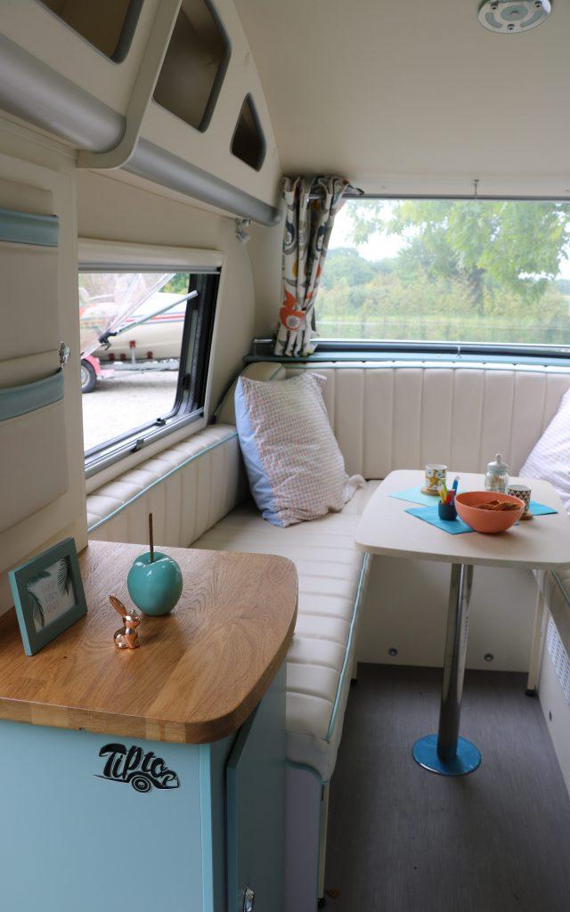 Caravane Tip Top - Nids En Escale