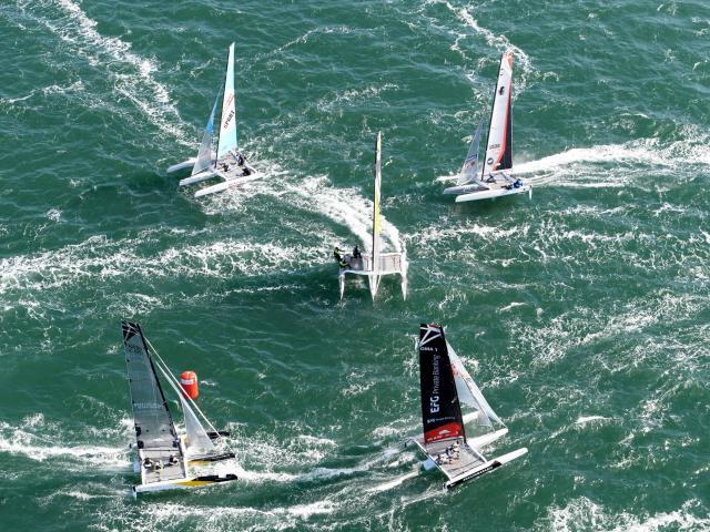 40e SPI Ouest-France - Les Diam - La Trinité sur mer