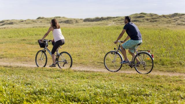 Balade a vélo dans le haut pays bigouden