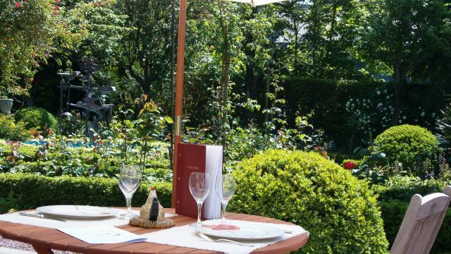 Le Coq Gadby - La Coquerie - Déjeuner en terrasse