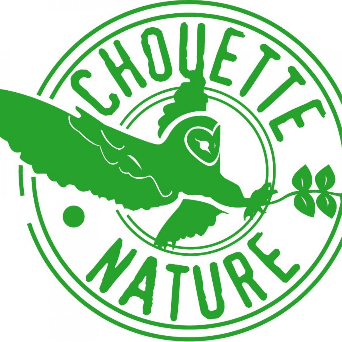 Logo Chouette Nature