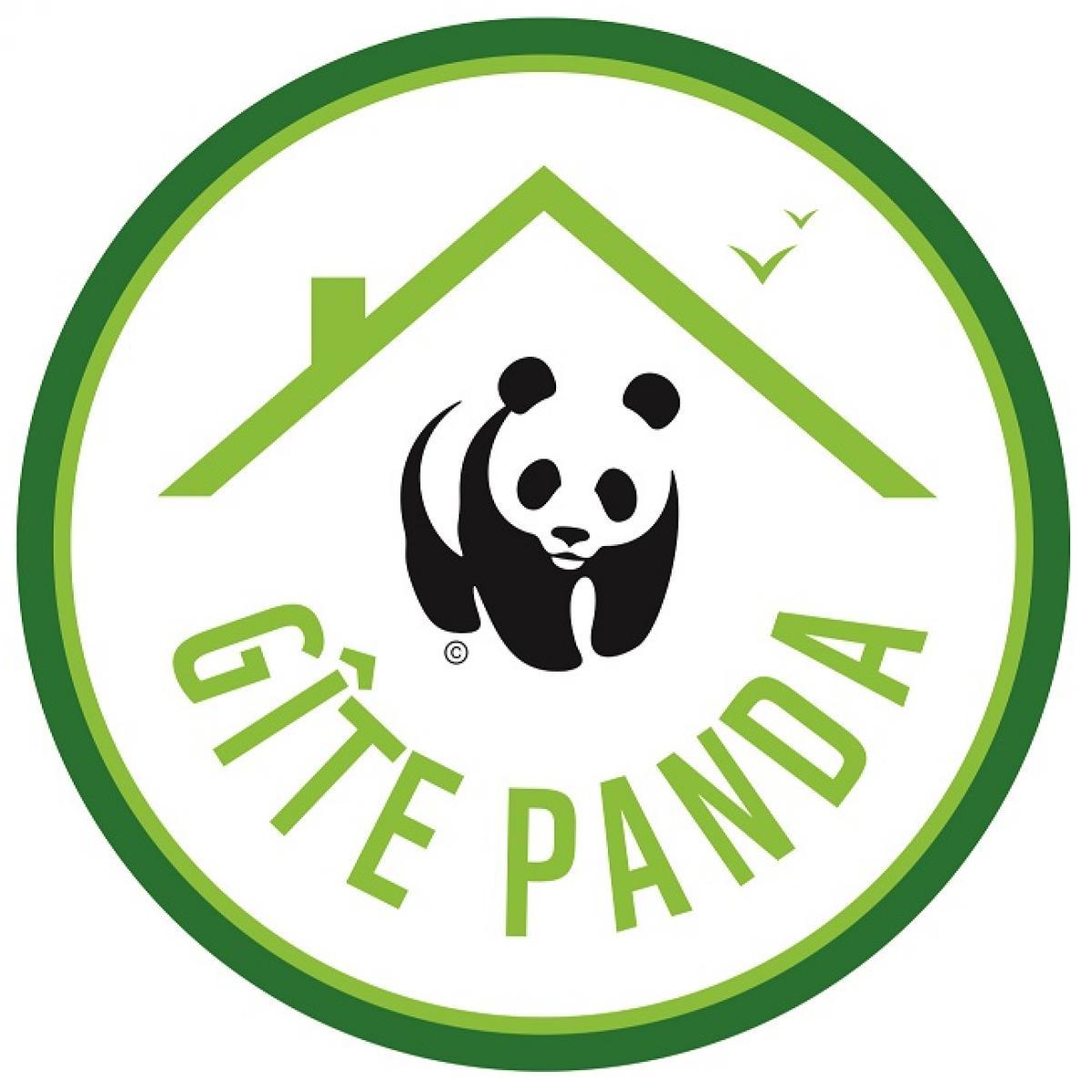 Logo Gîte Panda