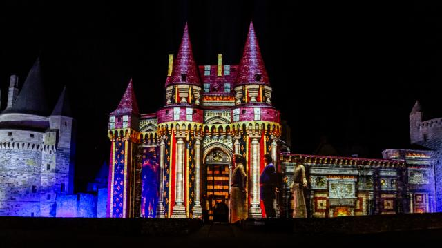 Vitré lumière - Le Château