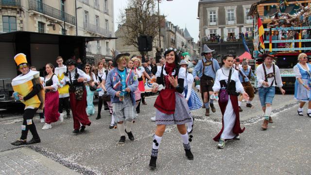 Carnaval Les Gais Lurons - Vitré