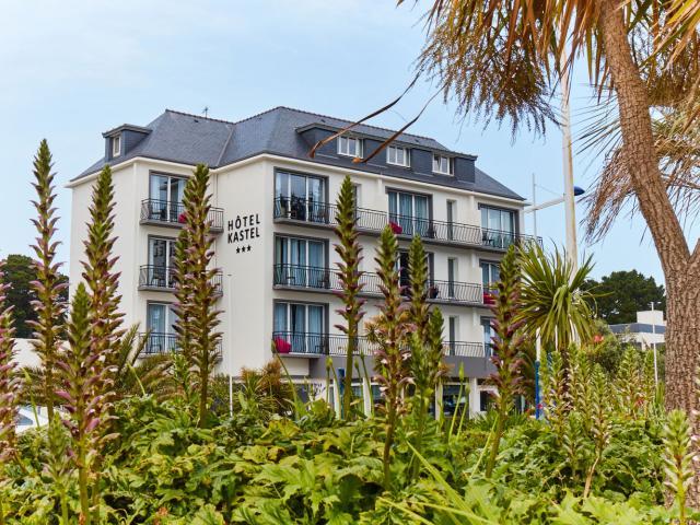 Hôtel Kastel - Relais Thalasso Bénodet