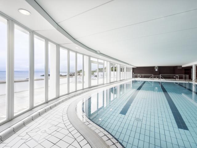 Valdys Resort Douarnenez - Espace aqua détente