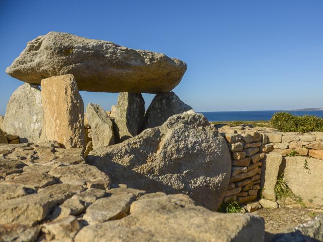 Cap Sizun - site de Menez Dregan