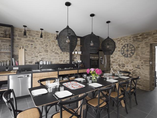 Grands gîtes de Cancale - Ostrea - cuisine