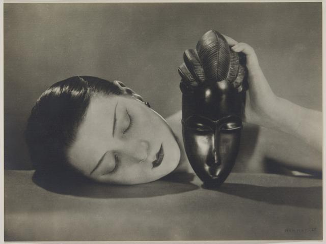 Pinault Collection - Man Ray - Noire et Blanche