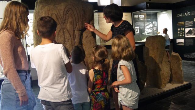 Carnac - Musée de la préhistoire