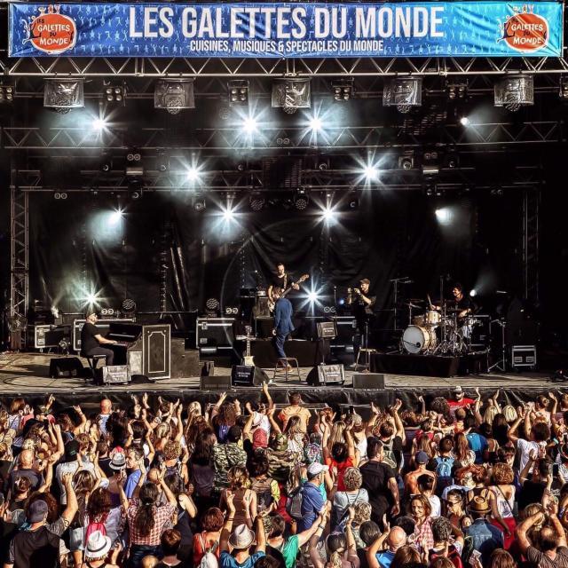 Festival Les Galettes du Monde - Auray