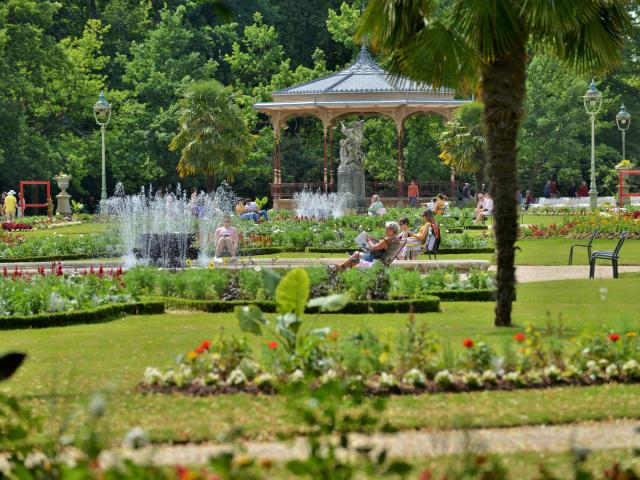 Rennes - jardin du Thabor