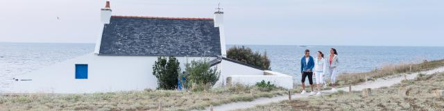 Presqu'île de Quiberon, balade le long du littoral