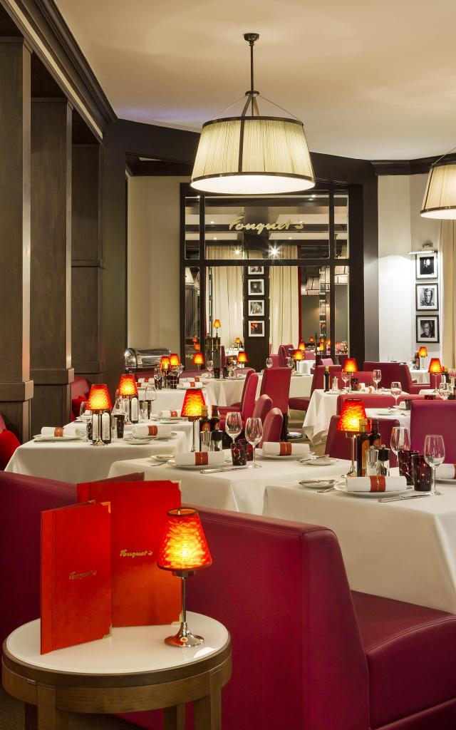 Hôtel Le Royal La Baule - Restaurant Le Fouquet's