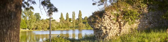 Saint-Aubin-du-Cormier - L'étang