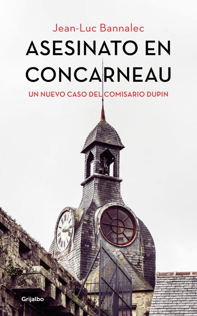Asesinato en Concarneau - Jean-Luc Bannalec