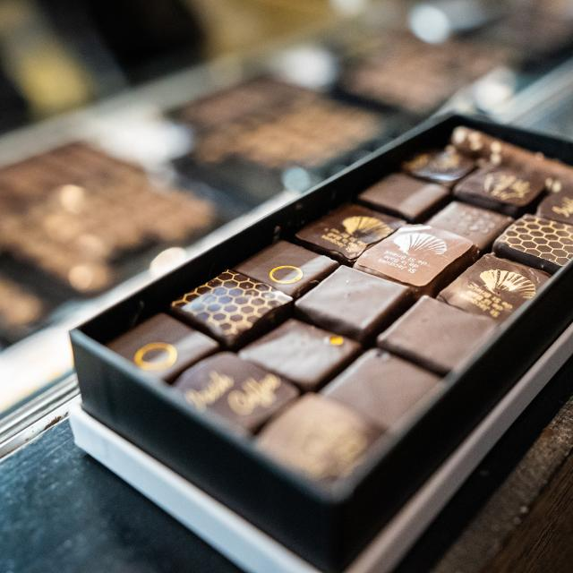 Chocolats de Serge Abalain, Saint-Brieuc