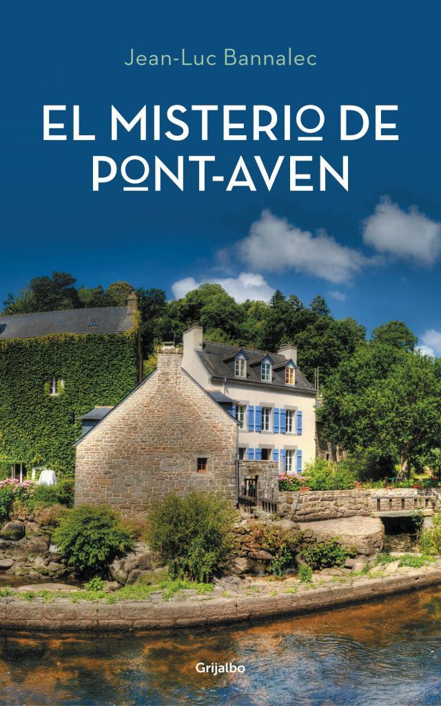 El misterio de Pont-Aven - Jean-Luc Bannalec