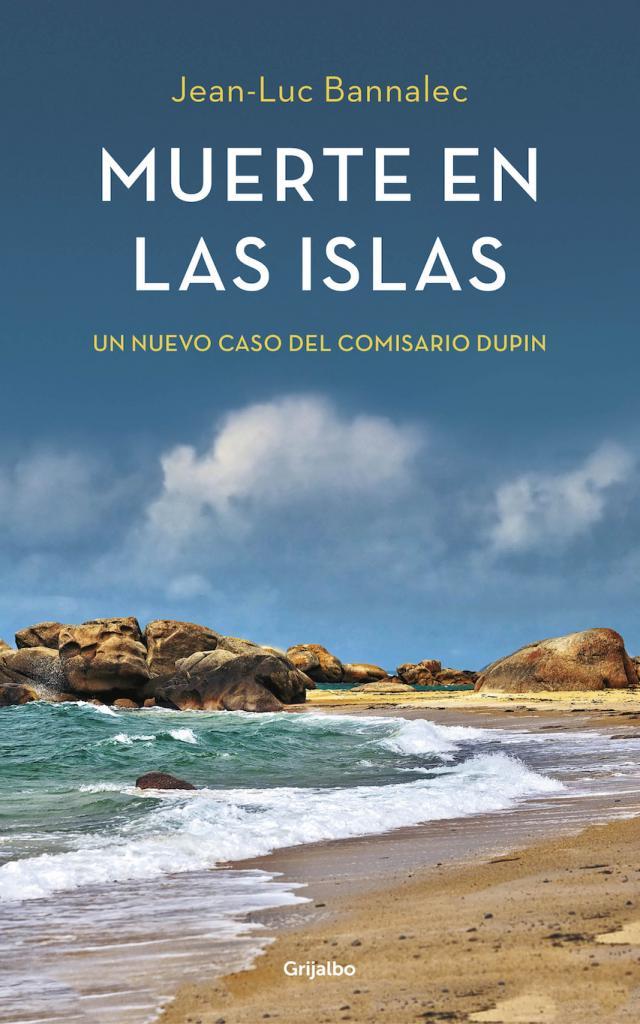 Muerte en las islas - Jean-Luc Bannalec