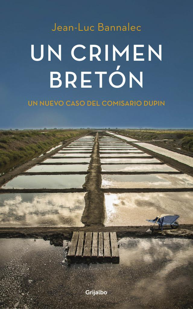 Un crimen bretón - Jean-Luc Bannalec