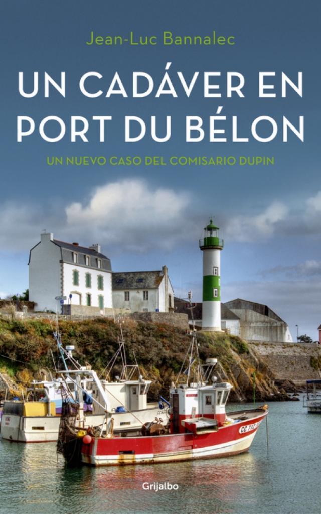 Un cadáver en Port du Belon - Jean-Luc Bannalec