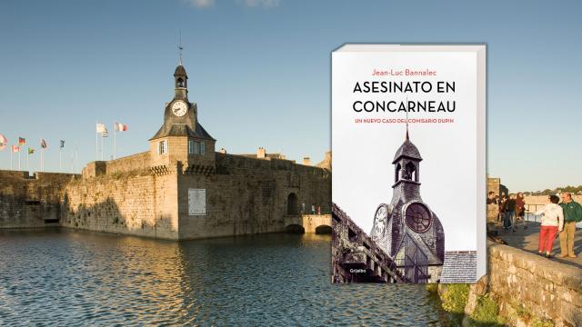 Comisario Dupin : Asesinato en Concarneau