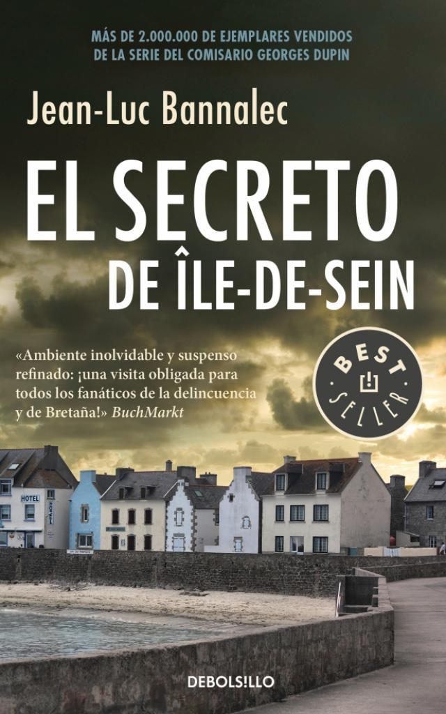 El secreto de île de Sein - Jean-Luc Bannalec