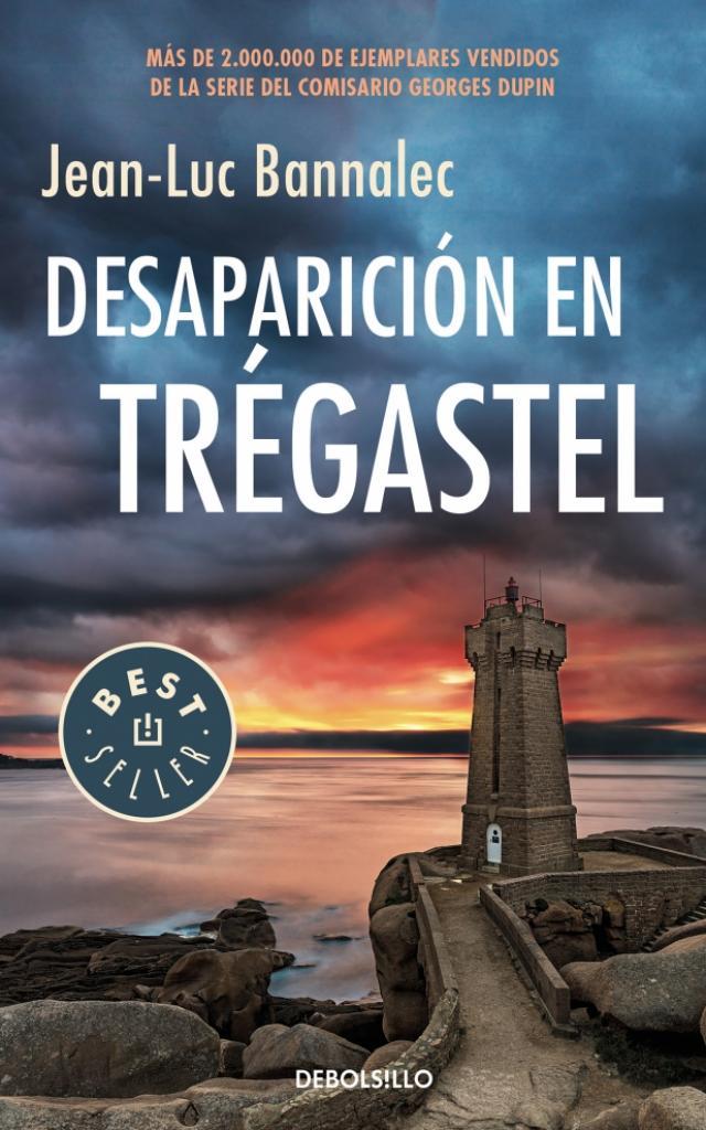 Desaparición en Trégastel - Jean-Luc Bannalec