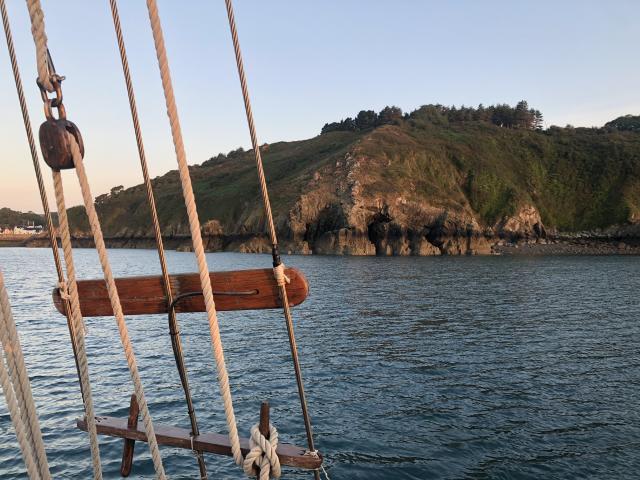 24h à Bord du Saint Quay