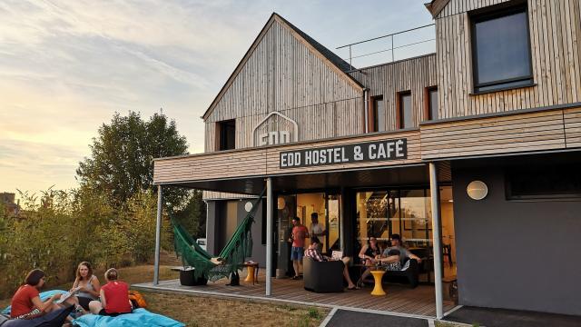 Edd Hostel - Dol-de-Bretagne