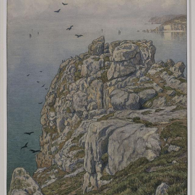 henri-riviere-morgat-falaise-de-port-haor-1953-3-4-dessin-p-merret.jpg