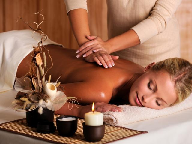 Massage - soin en spa