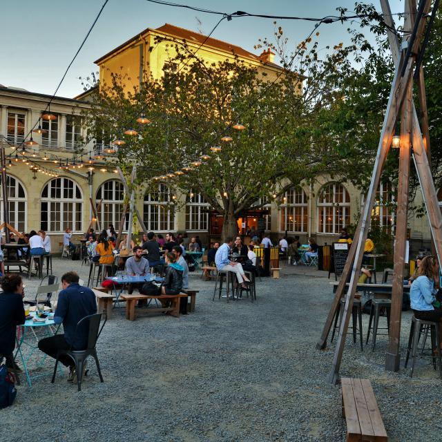 Rennes - Hôtel-Dieu - Origines