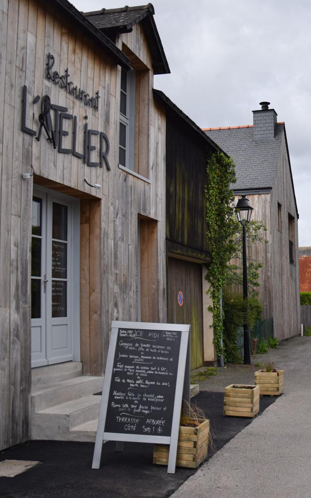 Restaurant L'Atelier Paimpont - à proximité de l'abbaye