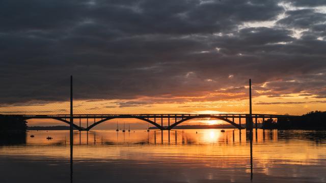 Brest - Pont Albert Louppe